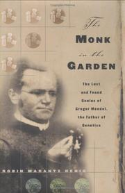 Book Cover for A MONK IN THE GARDEN