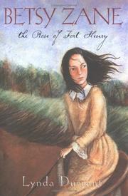 BETSY ZANE by Lynda Durrant