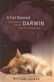 A CAT NAMED DARWIN by William Jordan