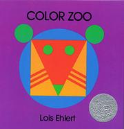 Cover art for COLOR ZOO