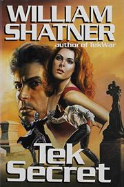 TEK SECRET by William Shatner