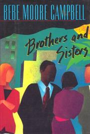Cover art for BROTHERS AND SISTERS