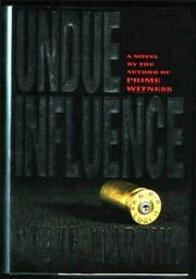 Book Cover for UNDUE INFLUENCE