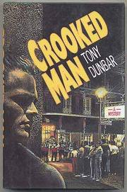 Cover art for CROOKED MAN