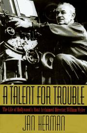 A TALENT FOR TROUBLE by Jan Herman