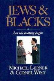JEWS AND BLACKS by Cornel West