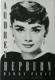 Book Cover for AUDREY HEPBURN