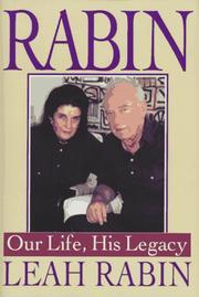 RABIN by Leah Rabin