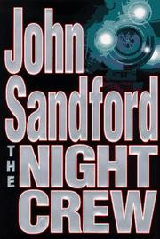 THE NIGHT CREW by John Sandford