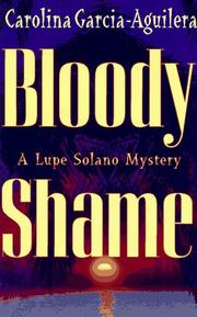BLOODY SHAME by Carolina Garcia-Aguilera