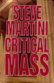 Cover art for CRITICAL MASS