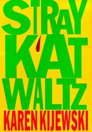 Cover art for STRAY KAT WALTZ