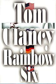 Cover art for RAINBOW SIX