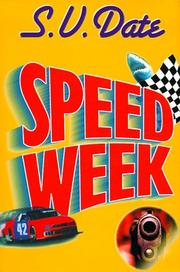SPEED WEEK by S.V. Date