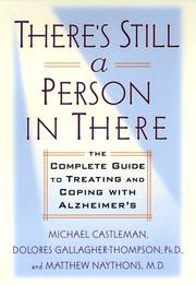 THERE'S STILL A PERSON IN THERE by Michael Castleman
