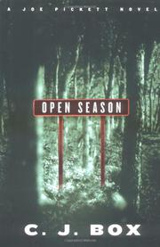 OPEN SEASON by C.J. Box