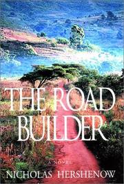 Cover art for THE ROAD BUILDER