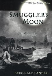 Cover art for SMUGGLER'S MOON