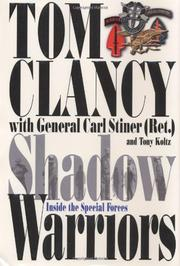 Cover art for SHADOW WARRIORS