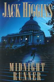 MIDNIGHT RUNNER by Jack Higgins