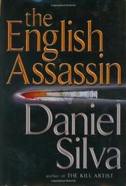 Book Cover for THE ENGLISH ASSASSIN