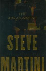 Cover art for THE ARRAIGNMENT