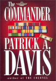 Book Cover for THE COMMANDER