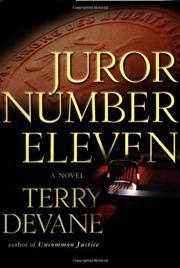 JUROR NUMBER ELEVEN by Terry Devane