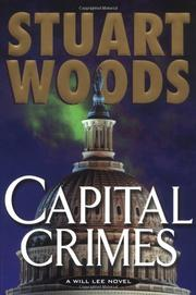 Cover art for CAPITAL CRIMES