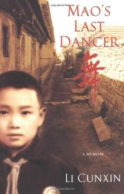 Cover art for MAO'S LAST DANCER