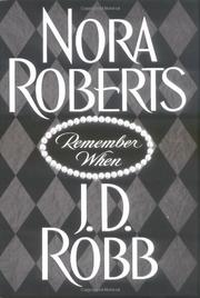 Book Cover for REMEMBER WHEN