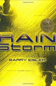 Book Cover for RAIN STORM