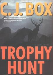 Cover art for TROPHY HUNT