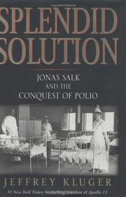Cover art for SPLENDID SOLUTION