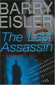 Cover art for THE LAST ASSASSIN