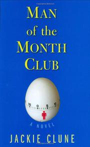 MAN OF THE MONTH CLUB by Jackie Clune