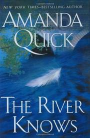 Cover art for THE RIVER KNOWS