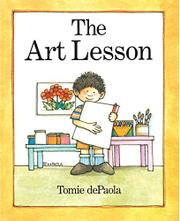 Cover art for THE ART LESSON
