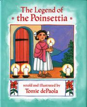 Book Cover for THE LEGEND OF THE POINSETTIA