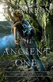 Cover art for THE ANCIENT ONE