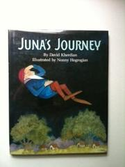 Cover art for JUNA'S JOURNEY
