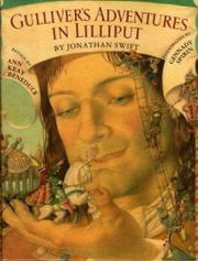 Cover art for GULLIVER'S ADVENTURES IN LILLIPUT