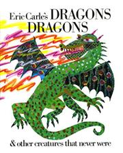 Cover art for ERIC CARLE'S DRAGONS DRAGONS