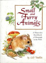 Book Cover for SMALL AND FURRY ANIMALS