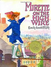 Cover art for MIRETTE ON THE HIGH WIRE