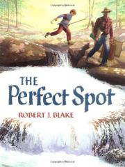 Book Cover for THE PERFECT SPOT