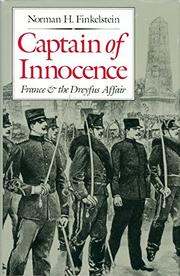 CAPTAIN OF INNOCENCE by Norman H. Finkelstein