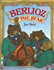 Cover art for BERLIOZ THE BEAR