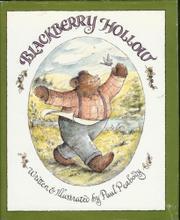 BLACKBERRY HOLLOW by Paul Peabody