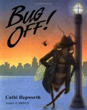 Book Cover for BUG OFF!